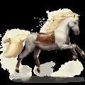 mythological horse gullfaxi