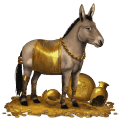 mythological horse midas