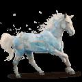 gemstone horse opal
