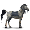 divine horse osiris