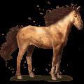 solar system horse pluto