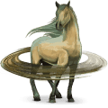 solar system horse saturn