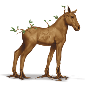 special horse yggdrasil