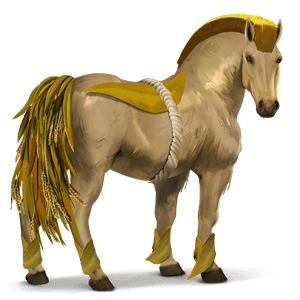 divine horse caryopsis