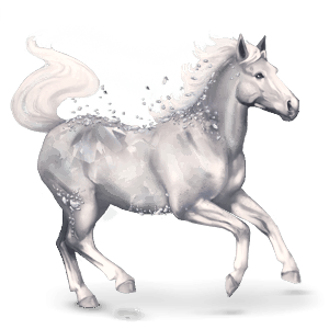 gemstone horse diamond