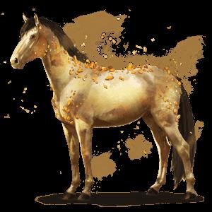 gemstone horse gypsum
