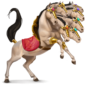mythological horse uchchaihshravas